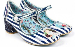 Irregular Choice X 'Alice in Wonderland'