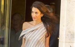 Amal Clooney Shoe Style