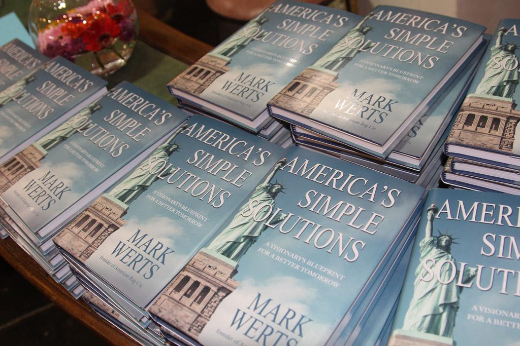 american rag cie simple solutions book mark werts