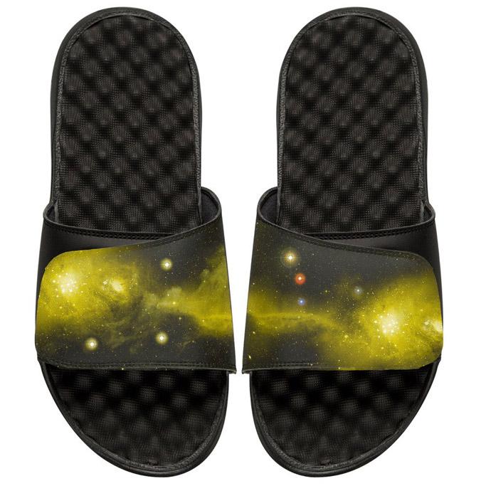 antonio brown pittsburgh steelers islide rolls royce galaxy sandals nike