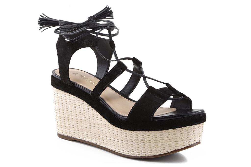 Arezzo Platform Sandals