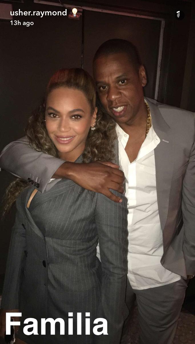 Beyoncé Jay Z Hands of Stone Premiere