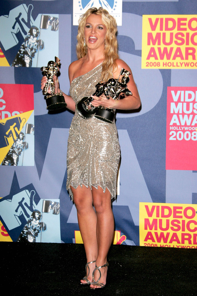 Britney Spears VMA Style