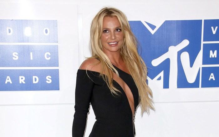 VMA 2016 Britney Spears