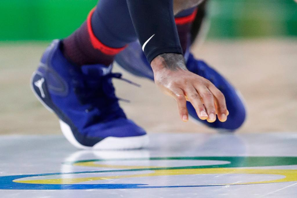 Carmelo Anthony 2016 Summer Olympics Jordan Melo M12