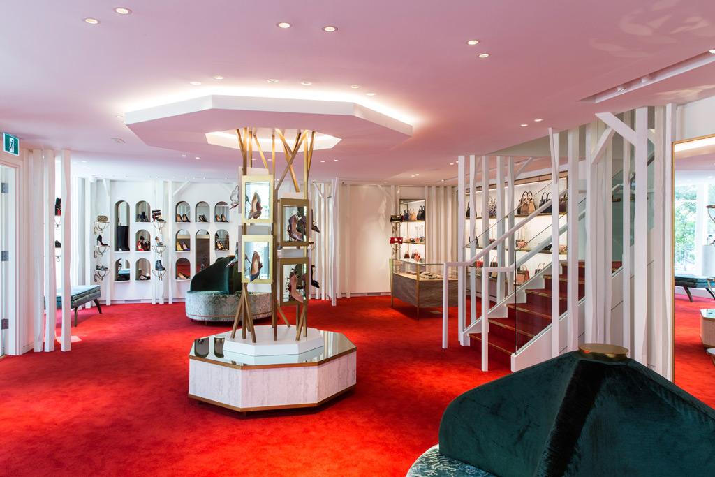 Christian Louboutin New Toronto Store