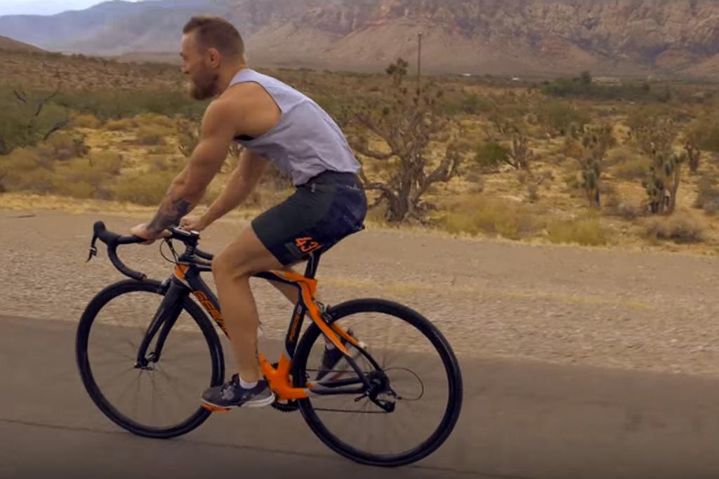 Conor McGregor Reebok ZPump Fusion 2.0