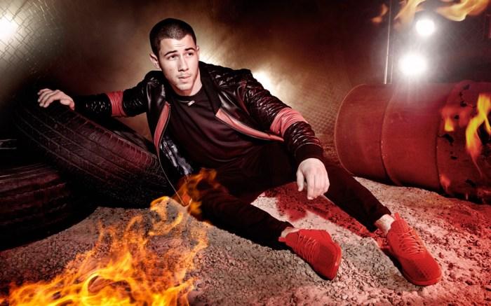 Nick Jonas Creative Recreation Deross Fall '16