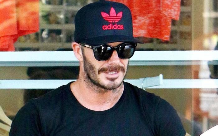 david beckham adidas David Beckham wears ACE 16+ PureControl Ultra Boost sneakers