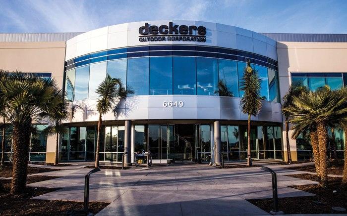 Deckers headquarters