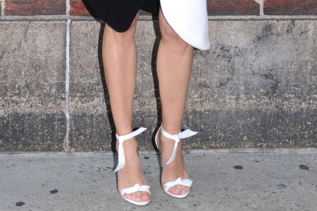 Diane Kruger Celebrity Statement Shoes August 2016