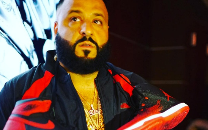 DJ Khaled Air Jordan 1 Banned