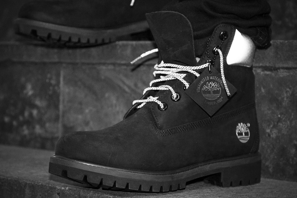 DTLR Timberland Boots