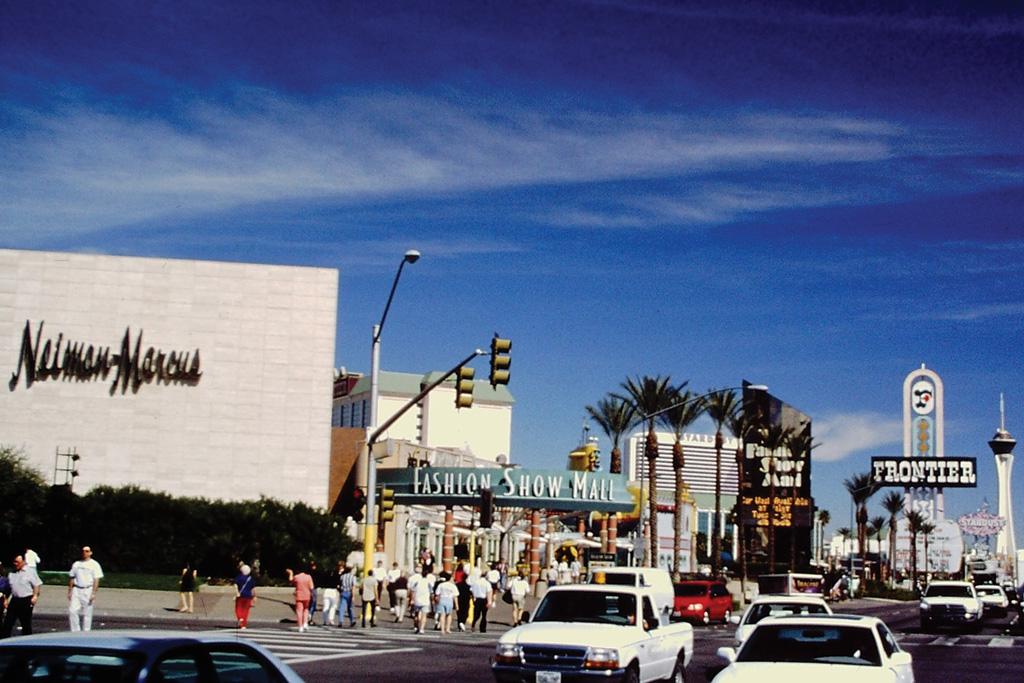 Fashion Shoe Mall Las Vegas