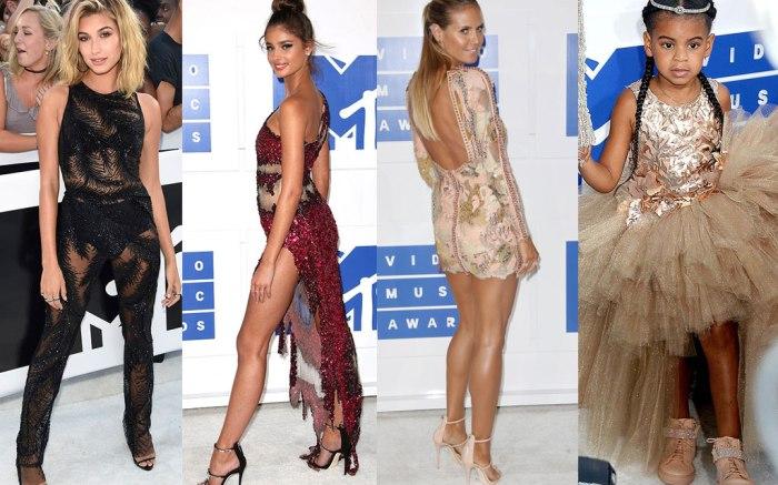 Giuseppe Zanotti MTV VMA Fashion Shoes