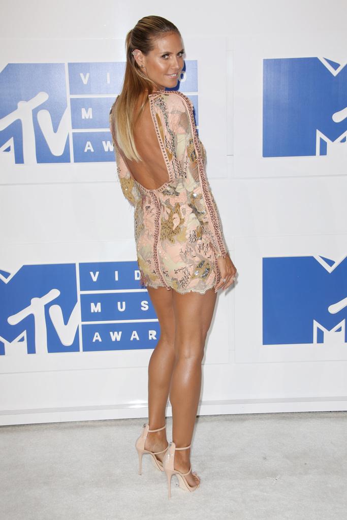 VMA 2016 Heidi Klum