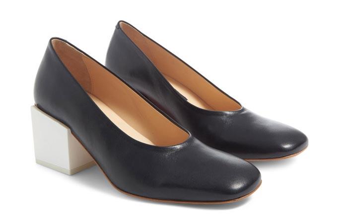 Jacquemus Les Chaussures Arlequin nordstrom olivia kim space