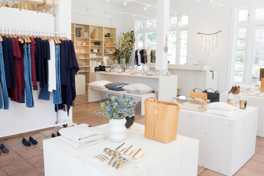 Jennie Kayne opened a pop-up in Southampton this summer.