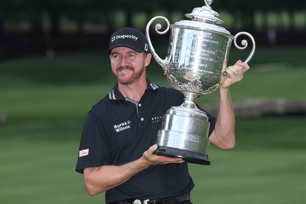 The 4 Golfers Who Won First PGA Major This Year & What ...
