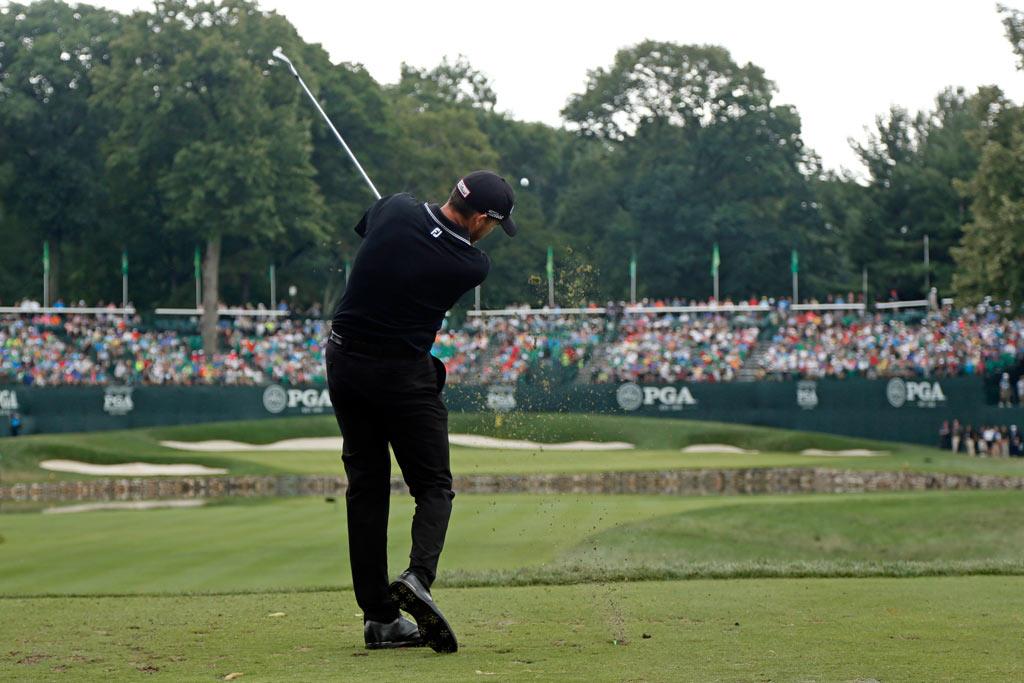 PGA Championship; Jimmy Walker