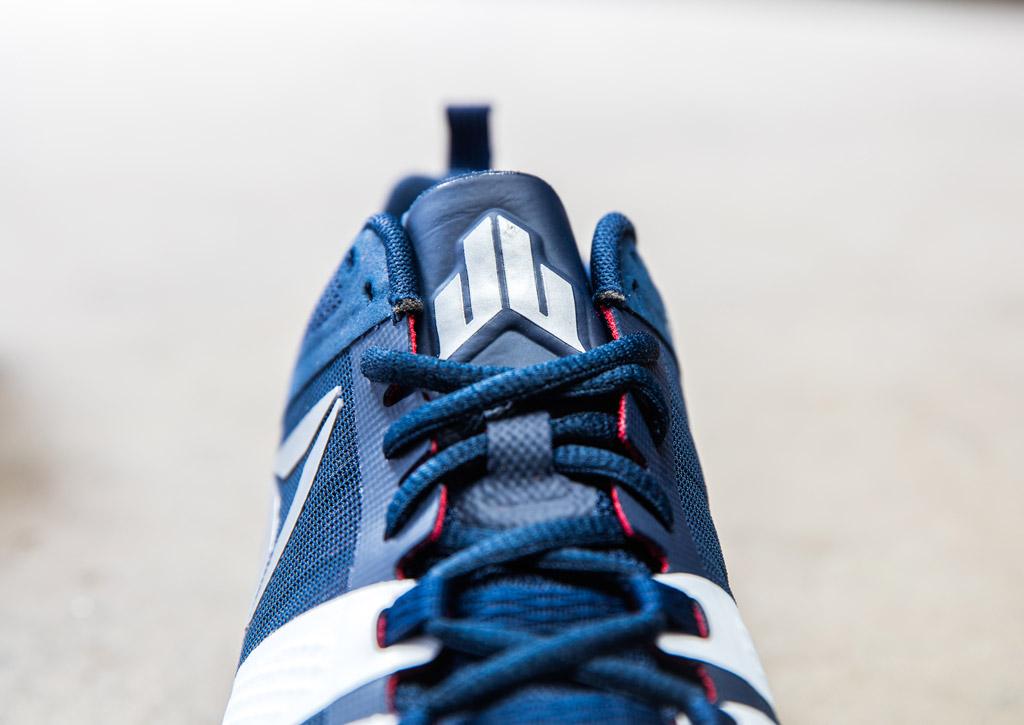 reebok jj watt blue i sneakers