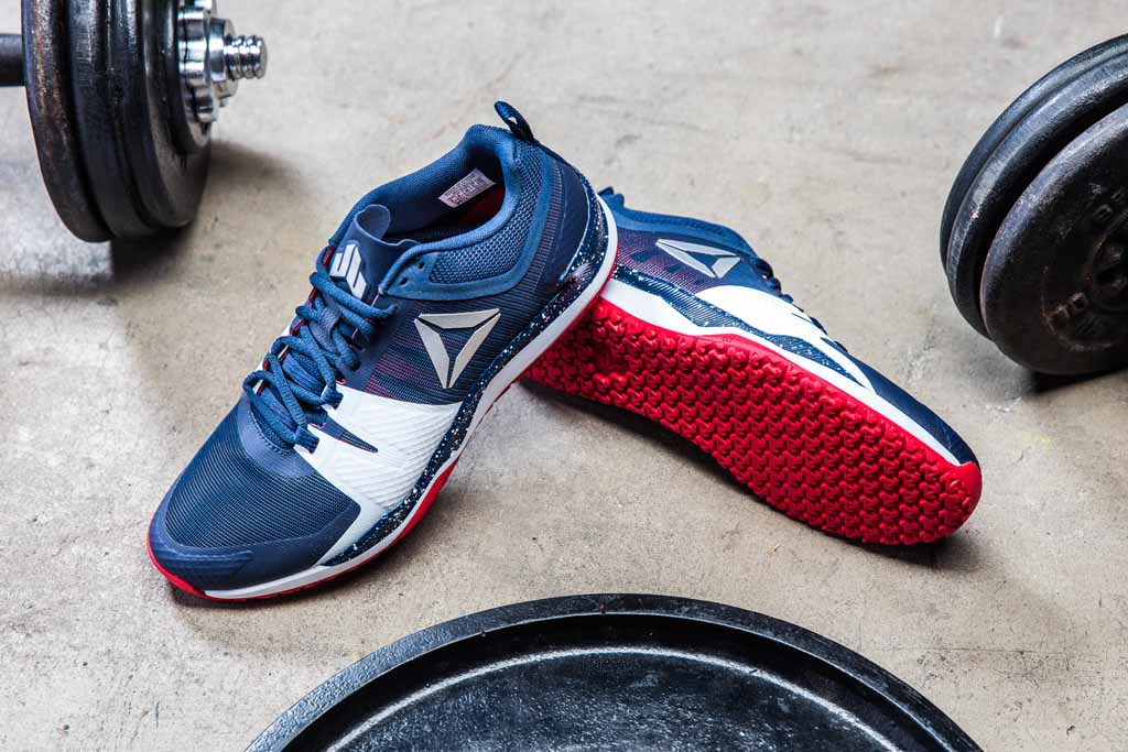 reebok jj watt blue i sneakers