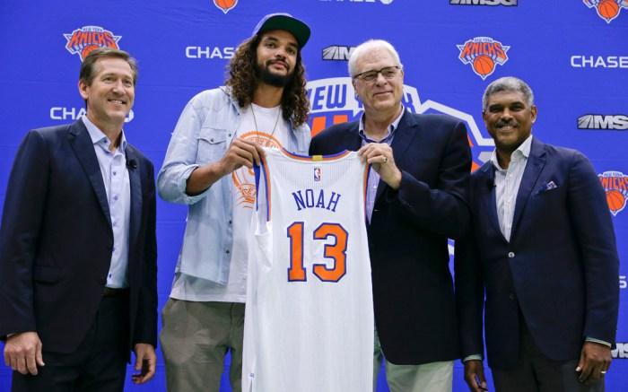 Joakim Noah New York Knicks Adidas