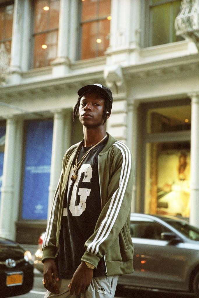 Adidas Originals Joey Badass Bada$$ NYC Soho Flagship