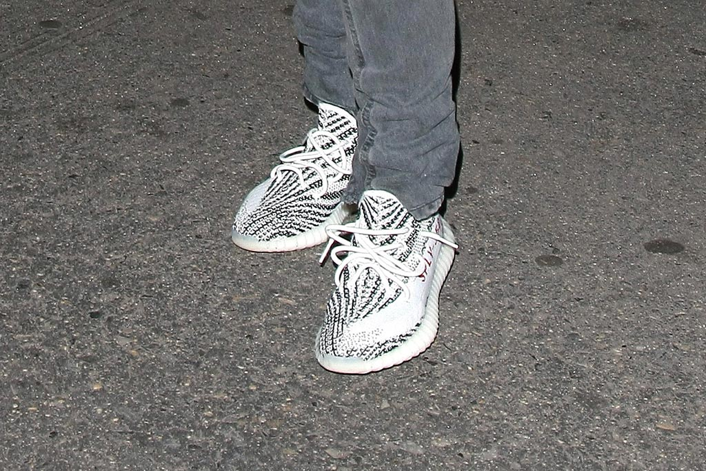 Kanye West Unreleased Yeezy Boost 350s