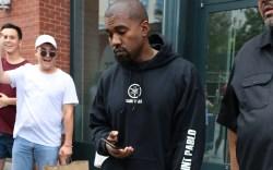 Kanye West Yeezy Boost 550