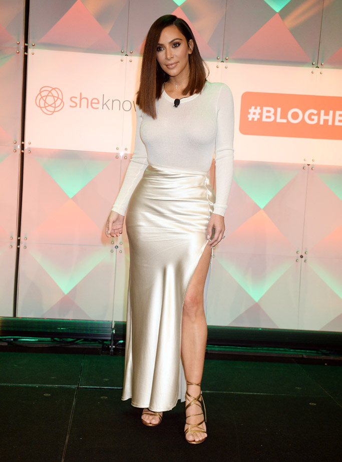 kim kardashian west manolo blahnik blogher