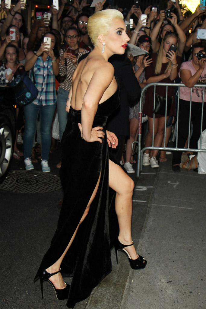 Lady Gaga Brian Atwood
