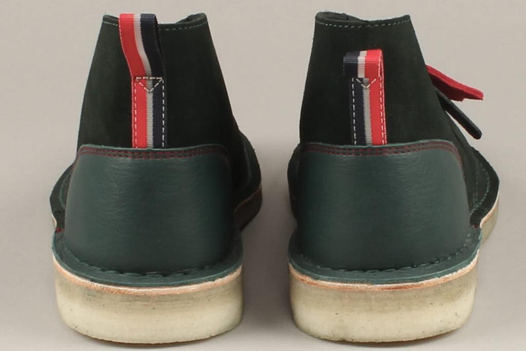 Le Fix x Clarks Desert Boot