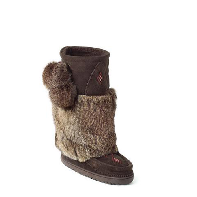 Manitobah Mukluk shoes fur canada aboriginal
