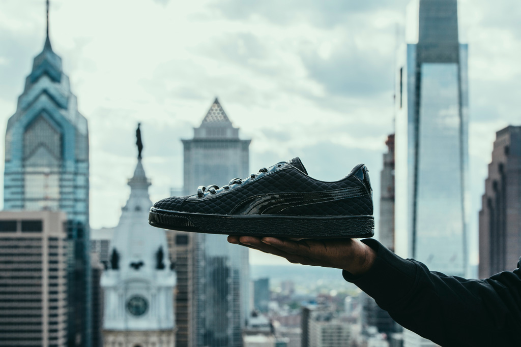 Meek MIll Dreamchasers Puma Basket