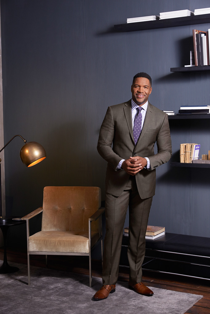 Michael Strahan JCPenney