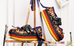 Art-Inspired Shoes