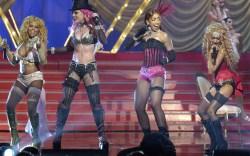 Lil Kim, Pink, Maya, Christina Aguilera