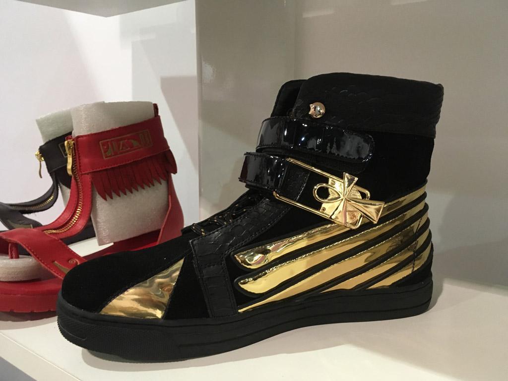 negash footwear ancient Egypt gods fn platform