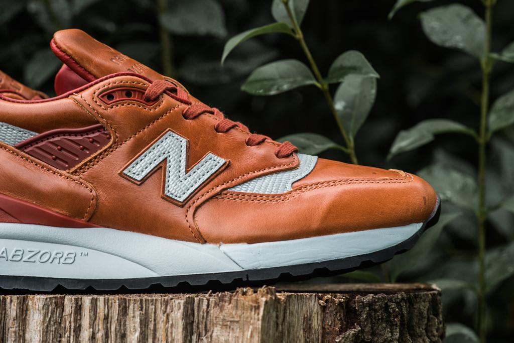New Balance 998 Horween