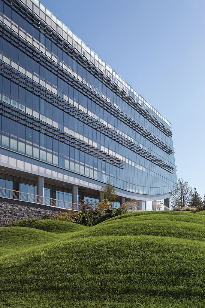 New Balance headquarters