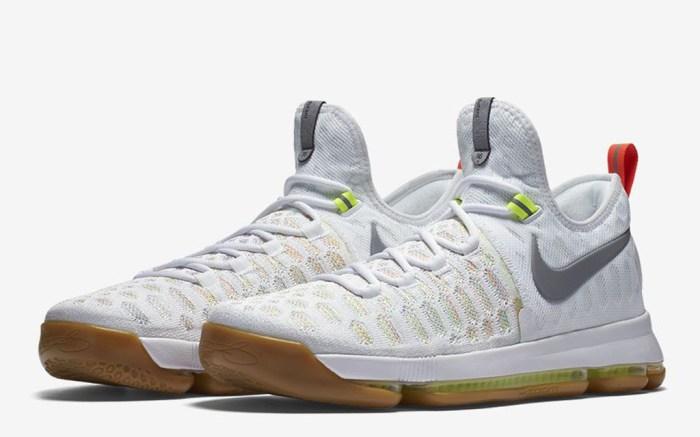 Zoom KD 9 Nike Basketball Summer Pack