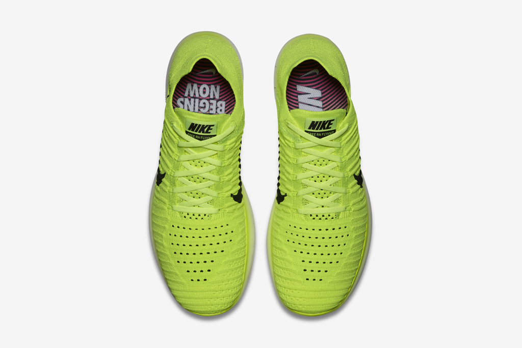 """Nike Free RN Flyknit """"Medal Stand"""""""