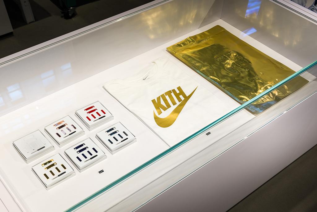 Kith x Nike Pop-Up Shop