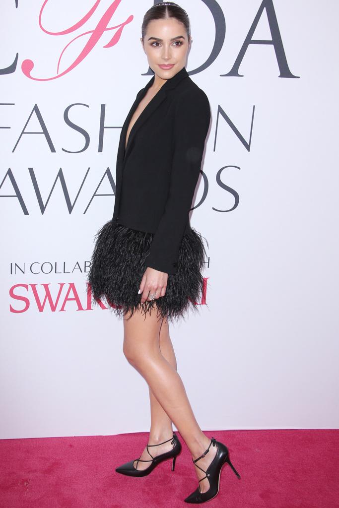 Olivia Culpo CFDA Awards