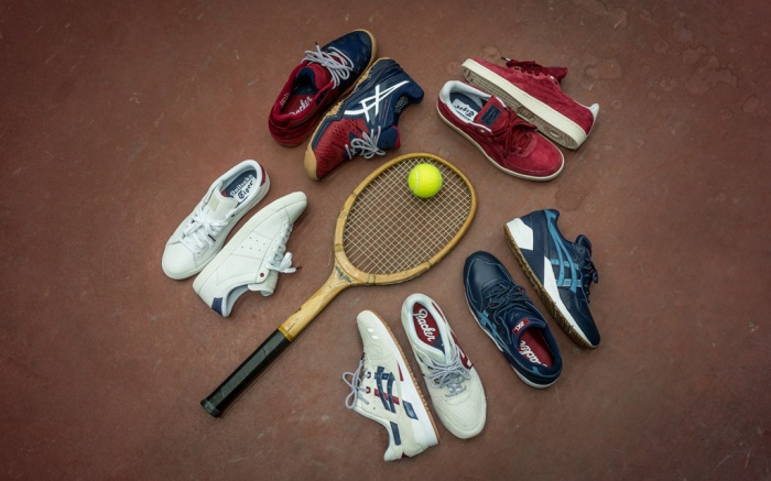 Packer Shoes Asics Tennis US Open