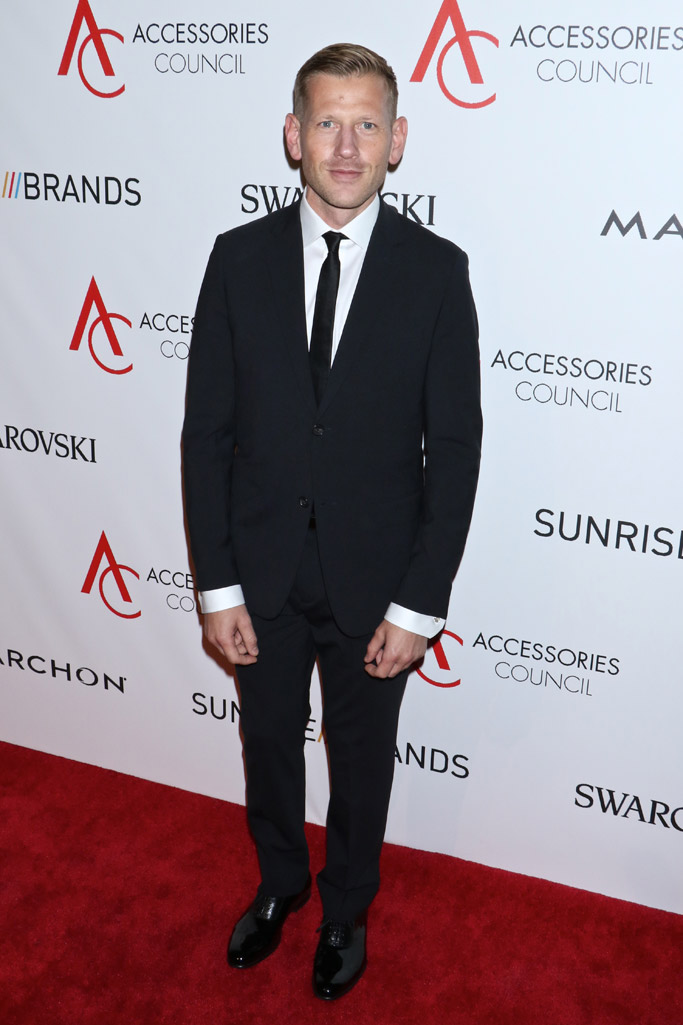 Paul Andrew Ace Awards Red Carpet 2016