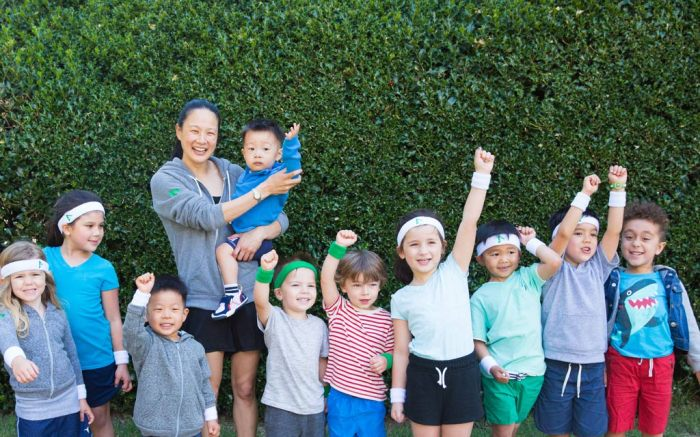 Plae Amy Chow Olympics Summer Games
