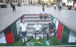 Puma 3D Mural