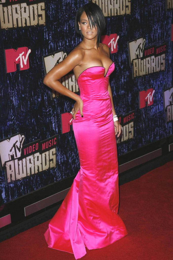 Rihanna MTV VMA 2007